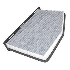 HQRP Filtro de aire de carbón activado de cabina para VW Rabbit 2007, 2008, 2009