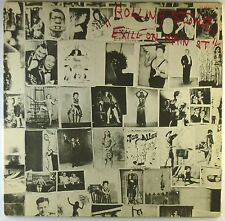 """2x 12"""" LP - The Rolling Stones - Exile On Main St. - A3917 - washed & cleaned"""