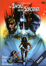 The Sword and the Sorcerer , 100% uncut , new and sealed