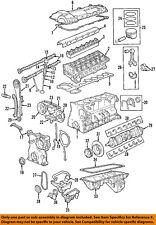 BMW OEM 97-00 Z3-Engine Valve Cover 11121703341