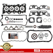 D16Y5 /Y7 /Y8 Full Gasket Set REF# HS9915PT1,CS9915-1 96-00 1.6L Honda Civic HX
