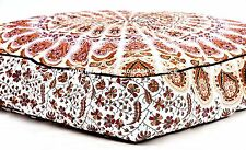 Cat bed Pets Bed Indian Large Peacock Mandala Dog Bed Hippie Cushion Mattress