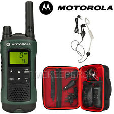 10Km Motorola TLKR T81 Hunter IPX4 Rugged All Weather Two Way Radio