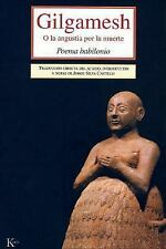 Gilgamesh: O la angustia por la muerte (Spanish Edition)-ExLibrary