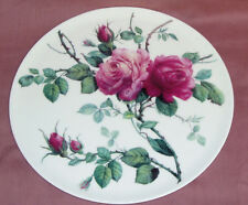 Roy Kirkham Bone China ENGLISH ROSE CAKE PLATE~New~Made in England
