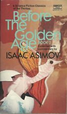 Before the Golden Age Book 2  Isaac Asimov 1975 Science Fiction Vintage Fine