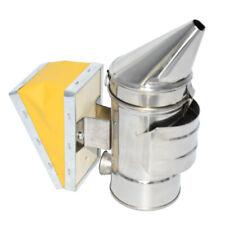 Mini Bee Hive Smoker Fumes Sprayer Stainless Steel Beekeeping Equipment Tool