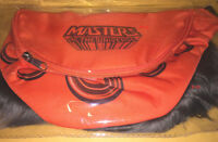 MOTU HE-MAN orange BELT OF POWER sdcc COMIC CON exclusive MASTERS UNIVERSE toy
