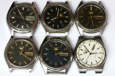 Lot of Seiko 7009 automatic mens watches for parts - Nr. 138757