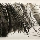 HARTUNG, HANS (1904-1989) Spiral forms over strip composition