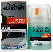 L'Oreal Men Expert Hydra Energetic Moisturiser Quenching Gel No Shine 50ml
