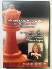 WINNING CHESS THE EASY WAY: Vol. 3 Essential Chess Tactics and Combinations 1-14
