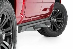 Rough Country Dodge DS2 Drop Steps 09-19 for RAM 1500/2500/3500 | Crew Cab