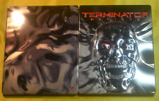 EU IMPORT New & Sealed Terminator Genisys Steelbook /Futurepak Blu-ray