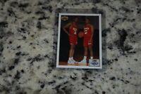 1991-92 Upper Deck Larry Johnson #1 Rookie