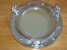 Porthole Mirror  - Ship / Boat / Wheel / Maritime / Nautical / Bathroom Gift