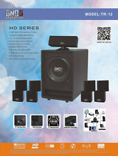 BNO Acoustics TR-12 Home Theater System