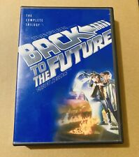 The Complete Trilogy Back to the Future I Ii & Iii Spielberg, 2002 Dvd - Classic