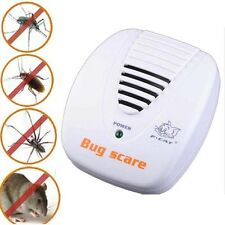 Electronic LED Ultrasonic Pest Control Repeller Rat Mosquito Mouse Insect Killer
