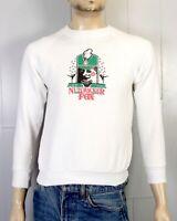 vtg 80s retro The Nutcracker At the Fox Theater St. Louis Sweatshirt raglan S/M