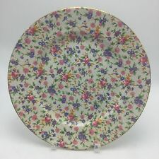 "Royal Winton Old Cottage Chintz Lg Plate Platter 1930's 11.5"" England Floral"