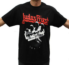 Judas Priest Rock Band Graphic T-Shirts