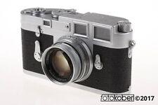 LEICA M3 mit Summicron 5cm f/2,0 - SNr: 902561