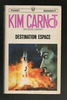 POCKAT MARABOUT 16. Kim Carnot. Destination Espace. JACQUES LEGRAY 1967