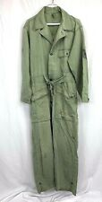 Vintage Us Army Hbt Coveralls