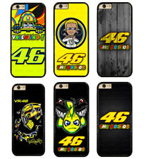 Valentino Rossi Moto GP The Doctor Racing Legend Pattern Hard Phone Case Cover