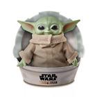 Star Wars The Mandalorian The Child Baby Yoda Grogu 11-Inch Plush Toy Figure NEW