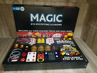 MAGIC 315 MYSTIFYING ILLUSIONS - With DVD