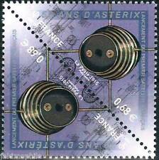 Y&T 5013 - 2 timbres 50 ans du Satellite Astérix de 2015  NEUF **