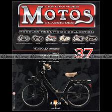 MOTOS CLASSIQUES N°37 ★ VELOSOLEX S 3300 (Modèle 1966) ★ SOLEX ★ INDIAN STORY ★