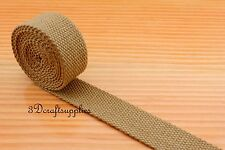 5 yards 1 inch heavy weight polyester-mixed cotton webbing key fob strap ZB44