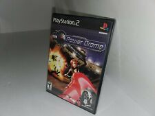 NEW Factory Sealed POWER DROME for Playstation 2 PS2 C23