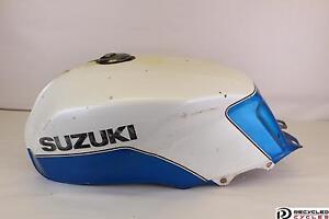 1983 Suzuki Gs550 Gs 550 ES Gas Tank Fuel