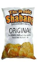 The Whole Shabang Seasoned Snacks Original Potato Chips -  1 ( One) - 6 oz bag