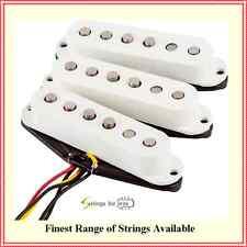 Fender Tex-Mex Stratocaster Strat Guitar Pickup Set Bridge Middle Neck Pickups