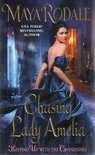 Maya Rodale  Chasing Lady Amelia      Historical Romance Pbk NEW Book