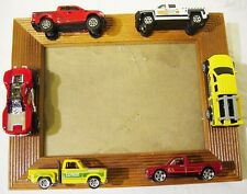 Unique, Specialized, Toy Car One of a Kind Picture Frame