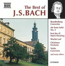 Johan Sebastian Bach / The Best Of Bach (Greatest Hits) *NEW* CD