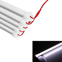 5x 18W SMD 5630 White 72LED Light U-Shape Tube Strip Light Bar 6000K 12V