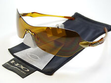 OAKLEY DARTBOARD HONEY BRONZE SONNENBRILLE ZERO RADAR CONDUCT M FRAME SHOCKTUBE
