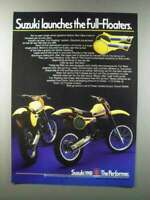 FUEL TANK 68110-20310-76P GENUINE NOS Suzuki RM60 RM80 TAPE SET
