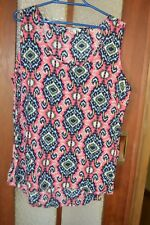 Target Collection Size 18 Sleeveless Top BNWOT