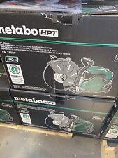 """Metabo 14"""" Concrete Cutoff Saw / Masonry Saw"""