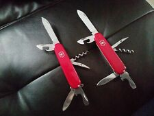Victorinox Swiss Army Knife Sportsman Red 53132 **USED**