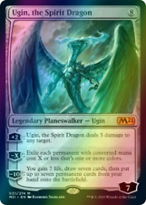 Ugin, the Spirit Dragon, FOIL, Core Set 2021 M21, MTG, NM/M
