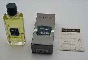 Eau de toilette Vetiver Guerlain Paris - 100ml - Spray / vaporisateur - Original